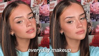 everyday makeup routine 2020!