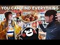 Hot Food Vending Machines at Tokyo's Haneda Airport  [Ft. Natsuki from Abroad in Japan]