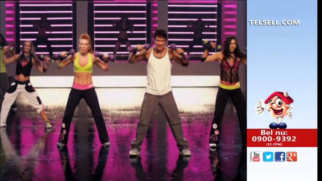 zumba incredible results download