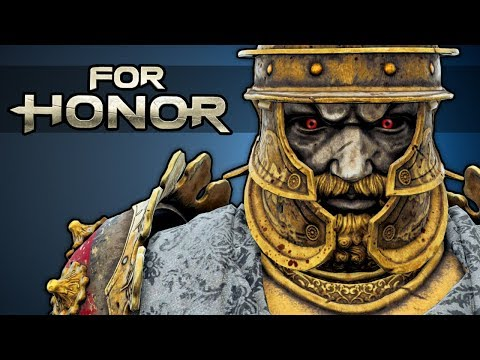 Centurion's Rage! - For Honor