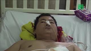 Cứu sống nạn nhân mất 2 lít máu vì bị đâm thấu ngực| VTC14