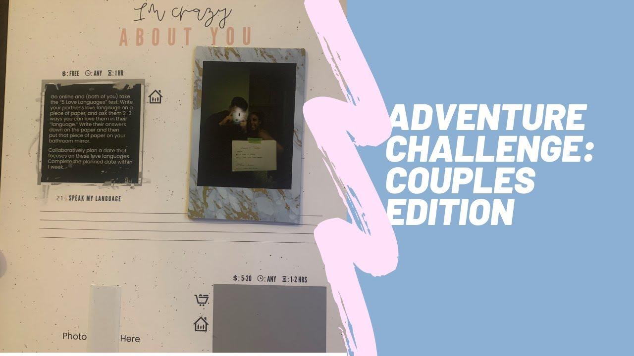 Adventure Challenge: Couples Edition - YouTube