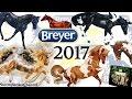 2017 Breyer Model Horses! - Traditionals, Classics, Club Models, Animals, Stablemates
