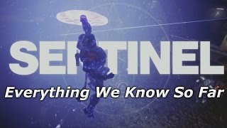 ✴Destiny 2 ✴ Everything We Know About Destiny 2's Titan & Sentinel Subclass - Destiny 2 News