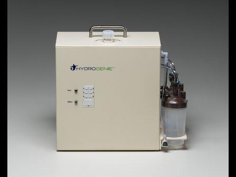 The HydroGenie Hydrogen Generating Machine