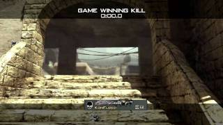 Random MW3 Throwing Knife GWK !