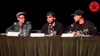 Hip Hop Conference: Immortal Technique, Invincible, Jasiri X