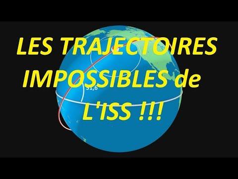 TERRE PLATE - LES TRAJECTOIRES IMPOSSIBLES DE L'ISS - VIDÉO SUPPRIMÉE D'EVRARD !!