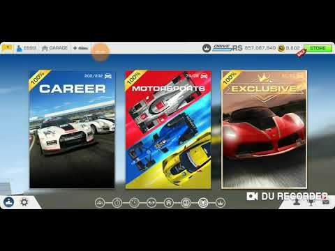Real Racing 3 Progres 100% versi 7.4