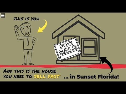 Sell My House Fast Sunset: We Buy Houses in Sunset and South Florida