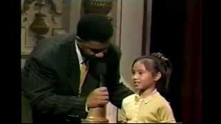 Download 10 Year Old Pinay Sings like Whitney Houston Mp3 and Videos