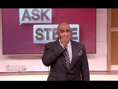Ask Steve: Do You Have Hair? || STEVE HARVEY