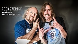 BILL BAILEY & MIKAEL ÅKERFELDT (Opeth) - The meeting of masters (2014)