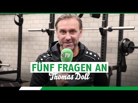 Trainer-Porträt 2018/19 | Thomas Doll