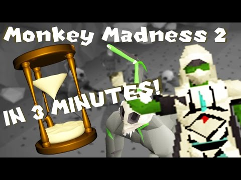 Monkey Madness 2 Guide in 3 minutes - Oldschool Runescape - Monkey Madness 2 Guide in 3 minutes - Oldschool Runescape