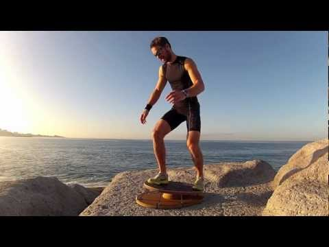 Video: Sensosports Trainingsgerät Sensoboard