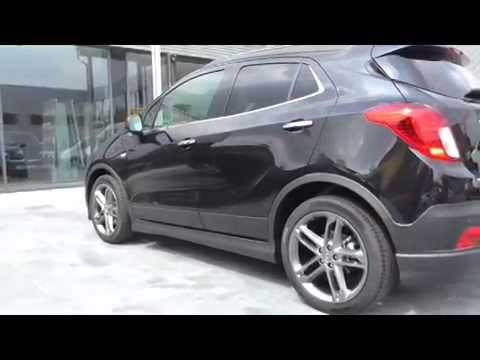 opel mokka 1 4 turbo innovation opc line youtube