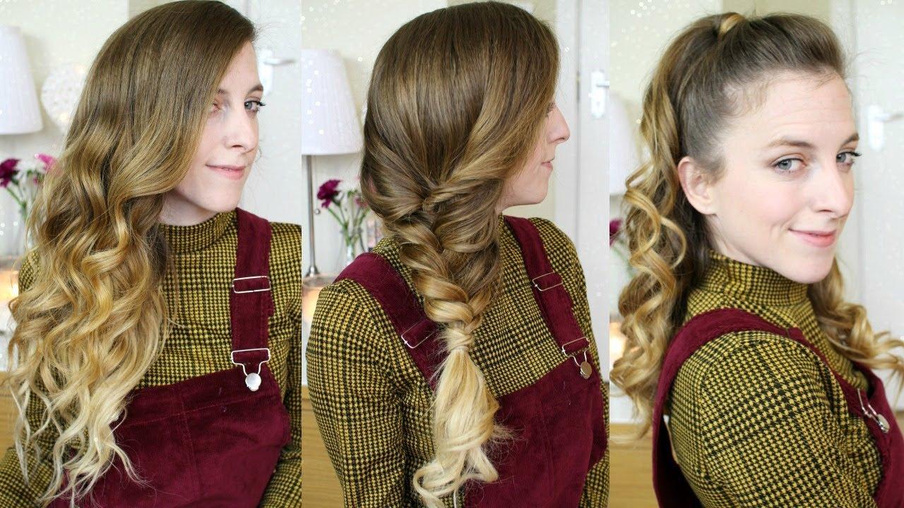 Cheryl Blossom Riverdale Inspired Hairstyles