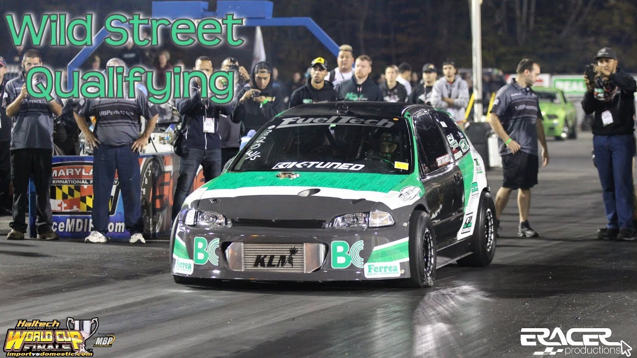 Wild Street Qualifying Rounds 3 And 4 Wcf Import Vs Domestic 2018 At Mdir Eracer