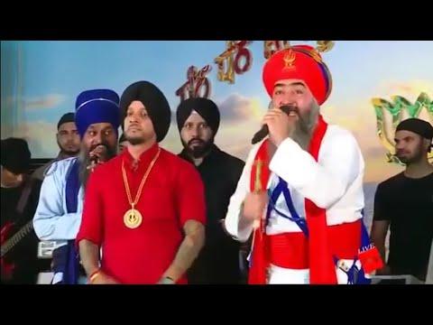 Tarsem Singh Moranwali :Vaar Baba Banda Singh Bahadur II Jazzy B live with Dhadhi
