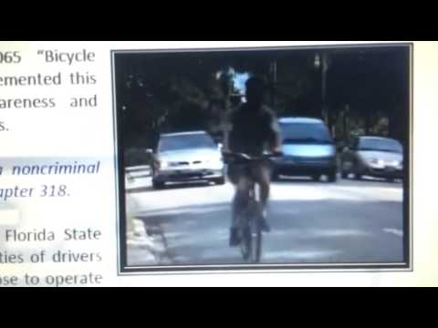 Cycling laws in Florida