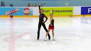 Короткая программа Кубок России 2020 21 Четвертый этап