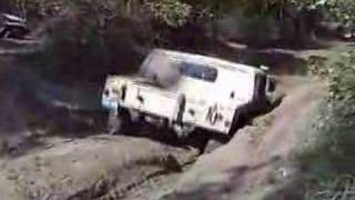 Humvee vs Jeep