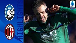 Atalanta 5-0 Milan | La Dea Domina e Dilaga | Serie A TIM