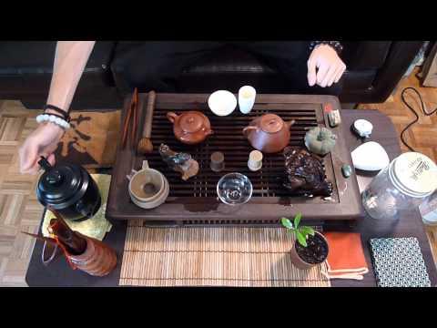 Gongfu Tea Tutorial