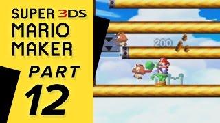 Super Mario Maker 3DS - Super Mario Challenge: WORLD 11