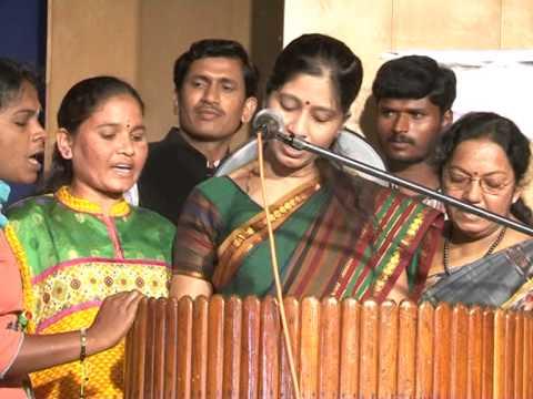 KANNADA KRANTI SONG by dr anupama and team at jananudi