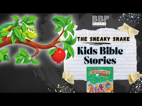 the-sneaky-snake:-the-beginner's-bible-children's-bible-stories-read-aloud