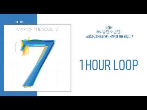 [1 시간 / 1 HOUR LOOP] BTS (방탄소년단) - Moon