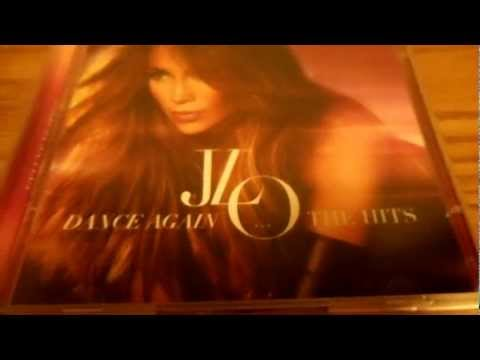 Jennifer Lopez - Dance Again...The Hits (Deluxe Edition) Unboxing