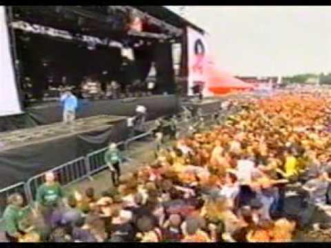 Deftones - Teething (live Pinkpop 06 01 98)