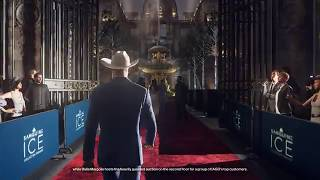 HITMAN The Personal Touch 4K Ultra HDR  Gameplay Paris Showstopper Silent Assassin Suit only