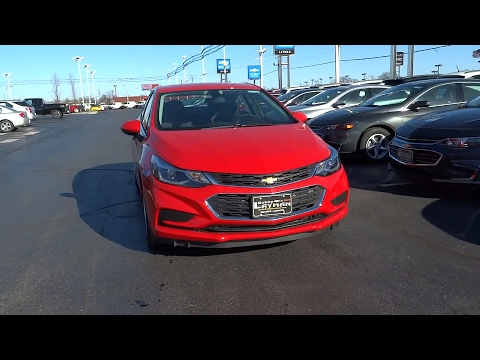 2017 Chevrolet Cruze Columbus London Springfield
