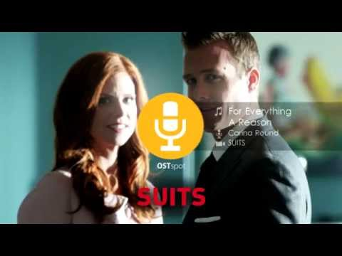 Carina Round - For Everything A Reason [SUITS Soundtrack]