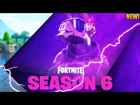 The Cube Is Back?! - Fortnite Season 6 Trailer -  Fortnite: Battle Royale Gameplay