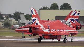 Fairford Departures Day Monday 16th July 09-30-10-30 hrs.