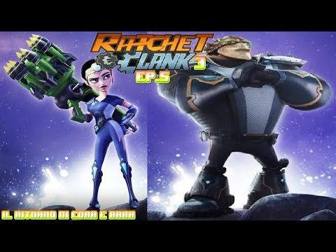 IL RITORNO DI CORA E BRAX - Ratchet & Clank 3 ITA - Ep.5