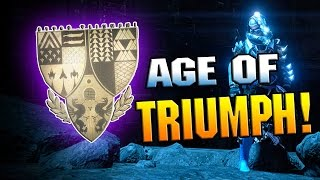 Destiny AGE OF TRIUMPH LIVE CROTA RAID!! | Destiny PS4 |