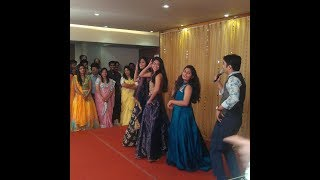 Sangeet | Fun | Anchoring | Entertainment | Dance performance | Bride | Groom | Family