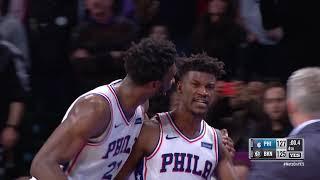 Jimmy Butler GAME-WINNER - 76ers vs Nets | November 25, 2018
