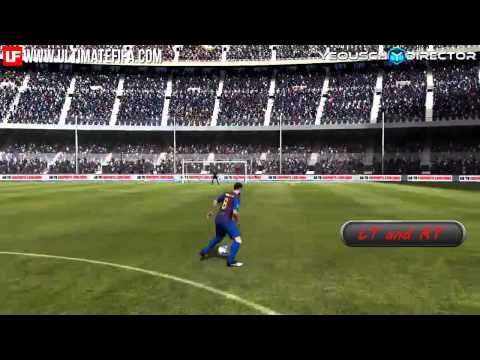 Win At FIFA 12: Skilled Dribbling Tutorial