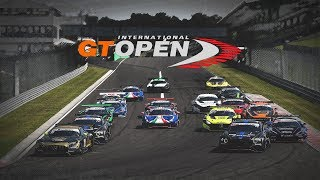 International GTOpen 2020 ROUND 5 BELGIUM - Spa Race 2
