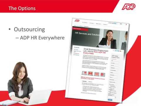 ADP Webinar: Employment Law & Staying Compliant