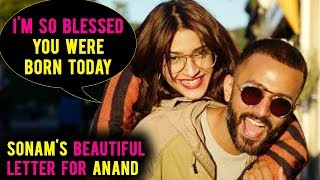 Sonam Kapoor's BEST Gift To Anand Ahuja On His Birthday