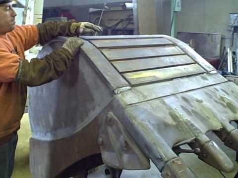 Excavator Bucket Rebuild Walk-Through