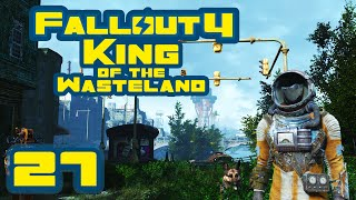 Let's Play Fallout 4: King of the Wasteland Challenge - Part 27 - I Found The Fatman!